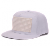 Vape Caps HIP-HOP white