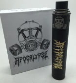 Apocalypse gen 2 Starter Kit with apocalypse gen 2 Mechanical Vape Mod and RDA Atomizer Vaporizer kit