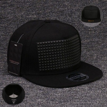 Vape Caps HIP-HOP black