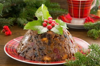 Christmas Pudding / Рождественский пудинг 5 мл