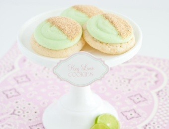 Key Lime Cookie and Koolada / Лаймовое печенье 5 мл