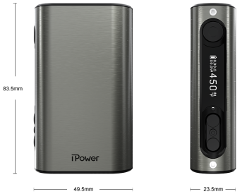 Eleaf iPower TC 80W Box Mod 5000mah